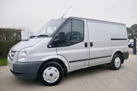 USED 2013 13 FORD TRANSIT 2.2 280 TREND LR 1d 124 BHP