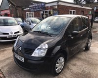 USED 2007 07 RENAULT MODUS 1.1 EXPRESSION 16V 5d 75 BHP
