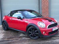 USED 2015 65 MINI COUPE 2.0 COOPER SD 2d 141 BHP