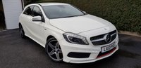 USED 2013 13 MERCEDES-BENZ A-CLASS 2.0 A250 BLUEEFFICIENCY ENGINEERED BY AMG 5d AUTO 211 BHP 6 Month PREMIUM Cover Warrant - 12 Month MOT (With No Advisories) - Low Rate Finance Packages Available PLUS 2 YEAR MERCEDES SERVICE PACK