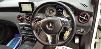 USED 2013 13 MERCEDES-BENZ A CLASS 2.0 A250 BLUEEFFICIENCY ENGINEERED BY AMG 5d AUTO 211 BHP 6 Month PREMIUM Cover Warrant - 12 Month MOT (With No Advisories) - Low Rate Finance Packages Available PLUS 2 YEAR MERCEDES SERVICE PACK