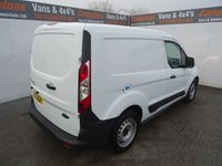 USED 2017 17 FORD TRANSIT CONNECT 1.5 220 P/V 1d 100 BHP FORD CONNECT EURO 6 LOW MILES
