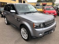 USED 2012 LAND ROVER RANGE ROVER SPORT 3.0 SDV6 HSE 5d AUTO 255 BHP Superb offering of a Range Rover Sport SDV6, with all the Bells & Whistles