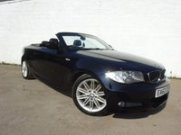 USED 2012 62 BMW 1 SERIES 2.0 120D M SPORT 2d 175 BHP