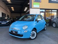 2015 FIAT 500 1.2 COLOUR THERAPY 3d 69 BHP £5724.00