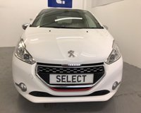 """USED 2013 13 PEUGEOT 208 THP GTI Fabulous hot hatch with only 49857 miles,service history-great spec including blue tooth,6 speed,17""""alloys,Sports seats -rare car in immaculate condition -please ring first to view"""