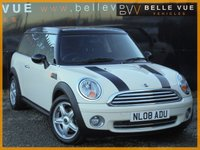 USED 2008 08 MINI CLUBMAN 1.6 COOPER 5d 118 BHP *STUNNING CAR, GREAT SPEC, 7 SERVICE STAMPS!*