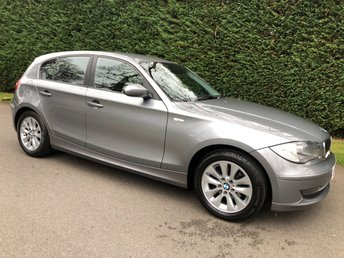 2009 BMW 1 SERIES 1.6 116I SE 5d 121 BHP £5788.00