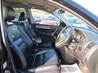 USED 2009 09 HONDA CR-V 2.2 I-CTDI EX 5d 139 BHP