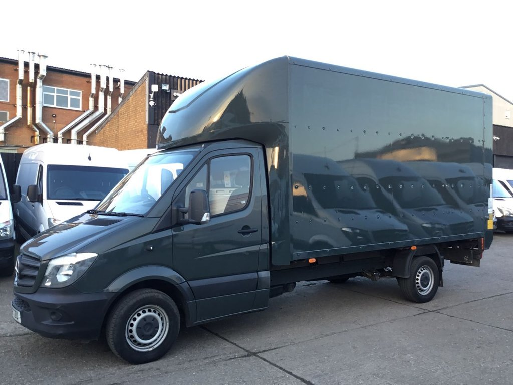 001c6af3114dc5 USED 2016 16 MERCEDES-BENZ SPRINTER 2.1 313CDI LWB LUTON BOX.