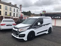 2016 FORD TRANSIT CONNECT 1.6 200 M SPORT 120BHP £SOLD