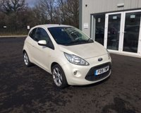 USED 2015 15 FORD KA 1.2 ZETEC THIS VEHICLE IS AT SITE 1 - TO VIEW CALL US ON 01903 892224