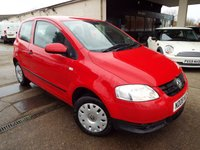 USED 2008 08 VOLKSWAGEN FOX 1.2 URBAN 6V 3d 54 BHP