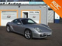 USED 2008 08 PORSCHE CAYMAN 2.7 24V 2d 242 BHP 10 Service Stamps, Leather Upholstery, Heated Seats, Stunning Looking Vehicle, Not to be missed!!