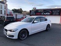 2014 BMW 3 SERIES 2.0 318D SPORT 4d 141 BHP £SOLD