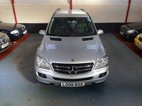2008 MERCEDES-BENZ M CLASS 3.0 ML280 CDI SE 5d AUTO £6700.00