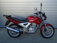 2006 HONDA CBF250 CBF 250-4 £2294.00