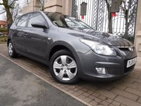 USED 2009 09 HYUNDAI I30 1.6 COMFORT 5d AUTO 125 BHP *** FINANCE & PART EXCHANGE & CARD PAYMENTS WELCOME *** 29000 MILES AUTOMATIC AIR/CON ELECTRIC MIRRORS REMOTE CENTRAL LOCKING ( 2KEYS) ELECTRIC WINDOWS CD PLAYER AUX & USB SOCKETS