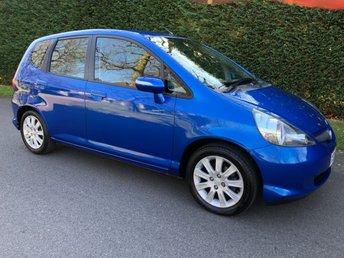 2007 HONDA JAZZ 1.3 DSI SE 5d 82 BHP £3995.00