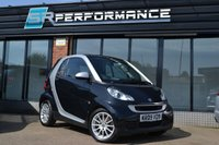 2009 SMART FORTWO 1.0 PASSION MHD 2d 71 BHP £2995.00