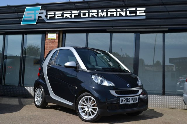 2009 B SMART FORTWO 1.0 PASSION MHD 2d 71 BHP