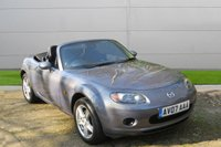 USED 2007 07 MAZDA MX-5 1.8 I 2d 125 BHP FINANCE ME TODAY- FULL DEALER FACILITIES. DELIVERY POSSIBLE RAC PASSPORT CHECKED
