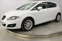 USED 2012 11 SEAT LEON 1.6 CR TDI SE COPA 5d 103 BHP