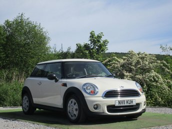 2011 MINI HATCH ONE 1.6 ONE 3d AUTO 98 BHP £7290.00