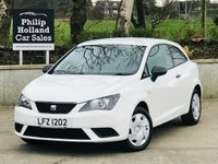 USED 2012 SEAT IBIZA 1.2 S A/C 3d 69 BHP Low Insurance, Economical, Air con, CD player