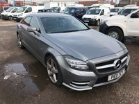 USED 2011 11 MERCEDES-BENZ CLS CLASS 3.0 CLS350 CDI SPORT AMG 4d AUTO 265 BHP MERCEDES BENZ CLS 3.0 CSL350 CDI SPORT AMG 4D AUTO 265 BHP