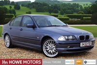 USED 2000 X BMW 3 SERIES 2.0 320D SE 4d 134 BHP