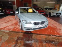 2013 BMW 5 SERIES 2.0 520D SE TOURING 5d AUTO 181 BHP £9995.00