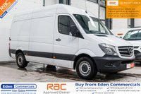 USED 2017 17 MERCEDES-BENZ SPRINTER 2.1 314CDI 1d 140 BHP * MEDIUM WHEEL BASE * EURO 6 *