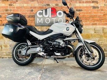 2011 BMW R1200R ABS ESA ASC £5990.00