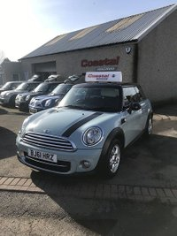 2011 MINI HATCH COOPER 1.6 COOPER D 3d 112 BHP £5795.00