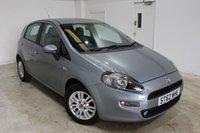2013 FIAT PUNTO 1.4 EASY 5d 77 BHP £4495.00