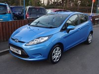 2010 FORD FIESTA 1.4 EDGE TDCI 5dr, Only £20 Road Tax £3895.00