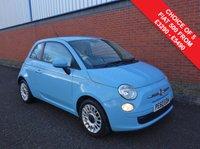 USED 2010 60 FIAT 500 0.9 POP 3d 85 BHP