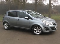 USED 2012 12 VAUXHALL CORSA 1.4 SXI AC 5d 98 BHP Just arrived awaiting full Preparation