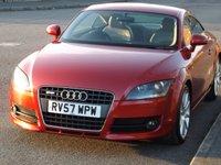 2007 AUDI TT 2.0 TFSI 3d 200 BHP £5995.00