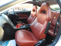 USED 2004 04 TOYOTA CELICA 1.8 RED VVT-I 3d 140 BHP HUGE SPEC RED LEATHER A/C VGC