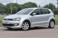 USED 2012 61 VOLKSWAGEN POLO 1.2 TDI Match 5dr FREE  road tax  fsh  AA wrty