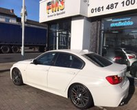 2012 BMW 3 SERIES 3.0 330D M SPORT 4d AUTO 255 BHP £SOLD