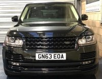 USED 2013 63 LAND ROVER RANGE ROVER 4.4 SD V8 Autobiography SUV 5dr Diesel Automatic 4X4 (229 g/km, 334 bhp) +FULL SERVICE+WARRANTY+FINANCE