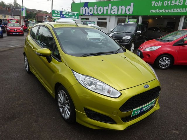 USED 2013 63 FORD FIESTA 1.0 ZETEC S 3d 124 BHP **01543 877320..**JUST ARRIVED..**SERVICE HISTORY**