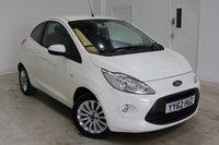 2012 FORD KA 1.2 ZETEC 3d 69 BHP £4495.00