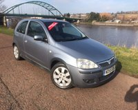 USED 2005 55 VAUXHALL CORSA 1.2 SXI PLUS 16V TWINPORT 3d 80 BHP *TRADE IN TO CLEAR, CHEAP CAR*