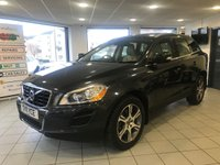USED 2011 11 VOLVO XC60 2.4 D5 SE LUX AWD 5d 212 BHP