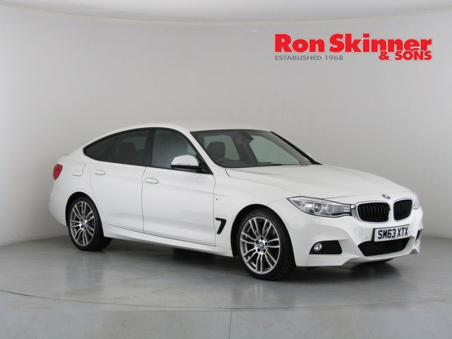 View our 2013 63 BMW 3 SERIES 2.0 320D M SPORT GRAN TURISMO 5d 181 BHP