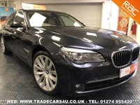 2009 BMW 7 SERIES 750I 4.4i V8 TWIN TURBO